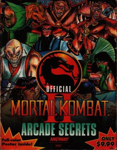 Mortal Kombat II Arcade Secrets