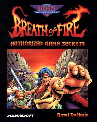Breath of Fire (SNES) - Prima Authorized Game Secrets