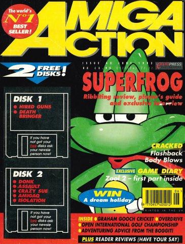 Amiga Action 045 (June 1993)