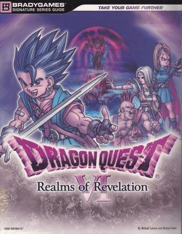 Dragon Quest VI - Realms of Revelation