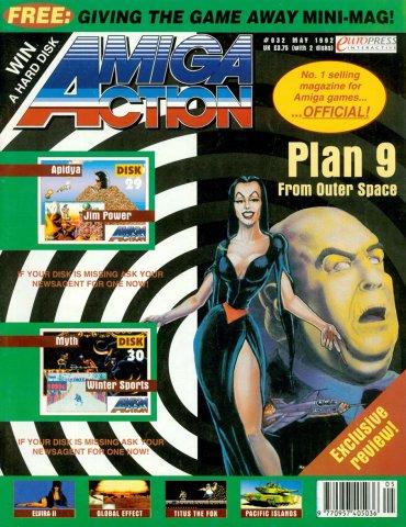 Amiga Action 032 (May 1992)