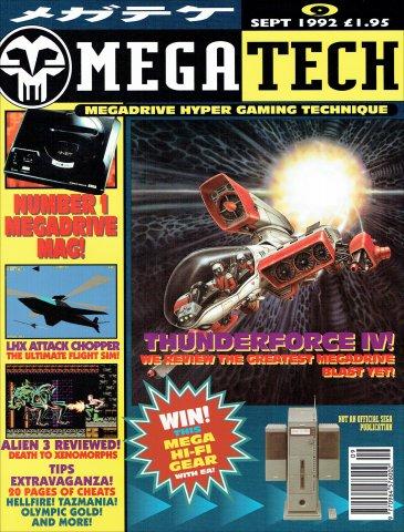 MegaTech 09 (September 1992)