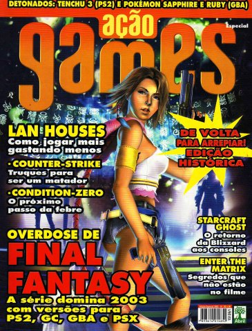 Acao Games Issue 172 (2003)