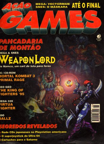 Acao Games Issue 095 (November 1995)