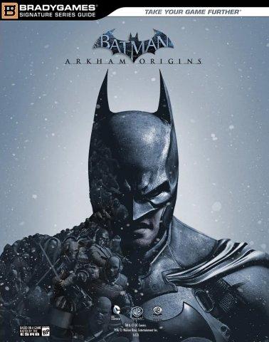 Batman: Arkham Origins Signature Series Strategy Guide