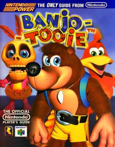Banjo-Tooie Nintendo Player's Guide