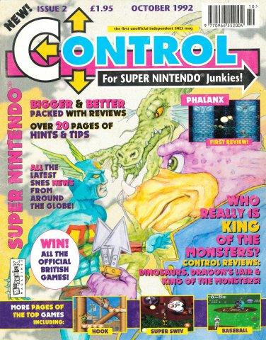 Control 2 (October 1992)