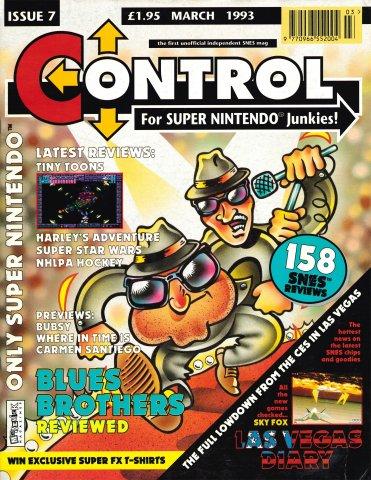 Control 7 (March 1993)