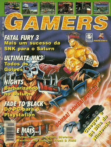 Gamers Issue 10 (1996)