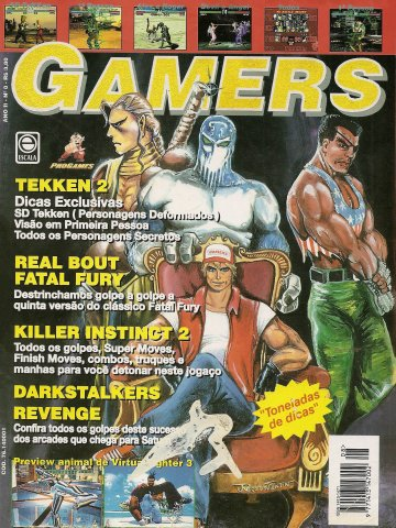 Gamers Issue 08 (1995)