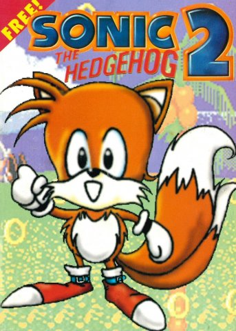 Megatech Issue 11 Sonic 2 Supplement Guide