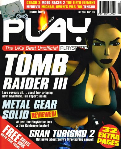Play UK 040 (November 1998)