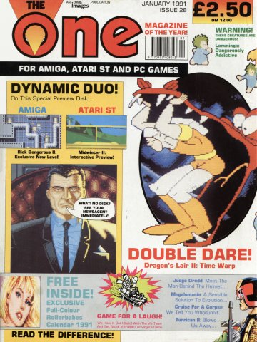 The One 028 (January 1991)