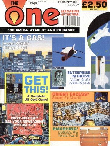 The One 029 (February 1991)