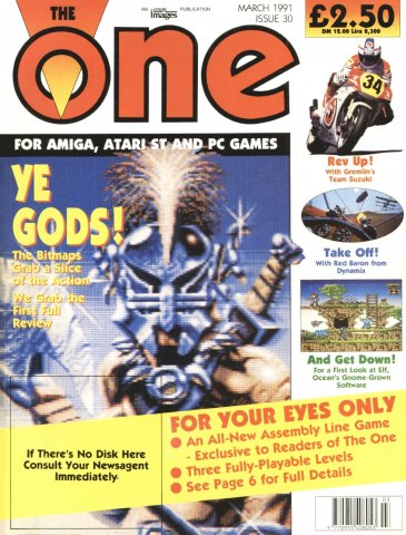 The One 030 (March 1991)
