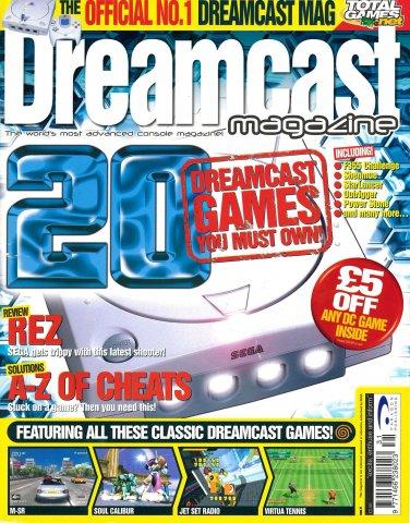 Dreamcast Magazine 31 (January 2002)