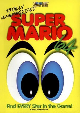 Super Mario 64 Unauthorized Guide