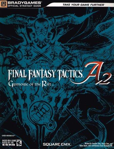 Final Fantasy Tactics A2 - Grimoire of the Rift