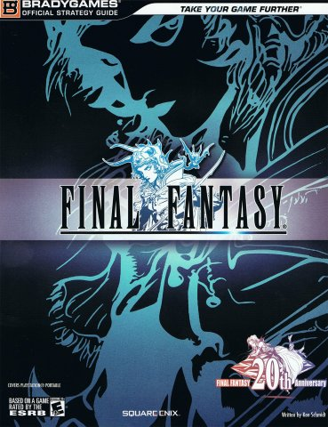 Final Fantasy I (PSP) Official Guide