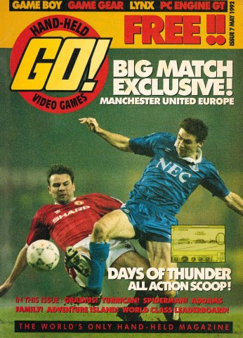 Go! Issue 07 (May 1992)