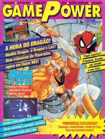 GamePower Issue 05 (November 1992)