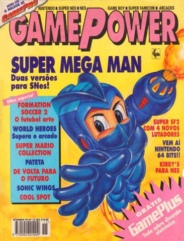 GamePower Issue 015 (September 1993)