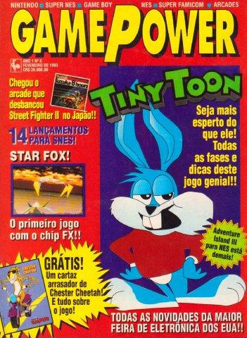 GamePower Issue 08 (February 1993)
