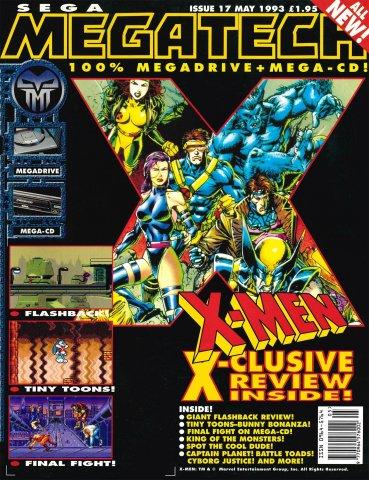 MegaTech 17 (May 1993)