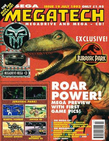 MegaTech 19 (July 1993)