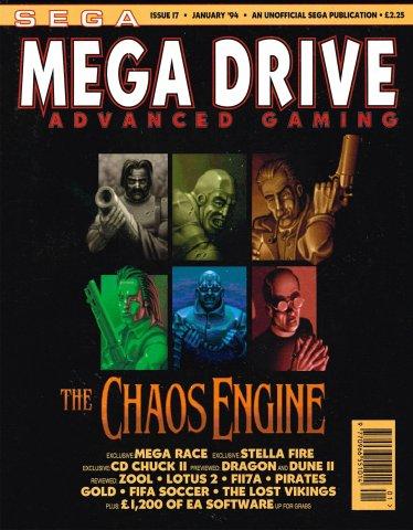 Mega Drive Advanced Gaming 17 (January 1994)