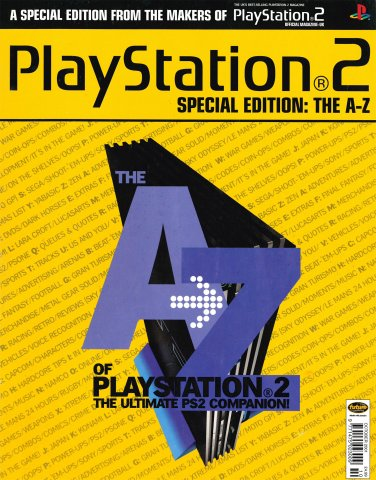 Official Playstation 2 Magazine (UK) Special Edition: The A-Z