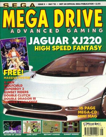 Mega Drive Advanced Gaming 09 (May 1993)
