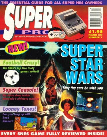 Super Pro Issue 01 (December 1992)
