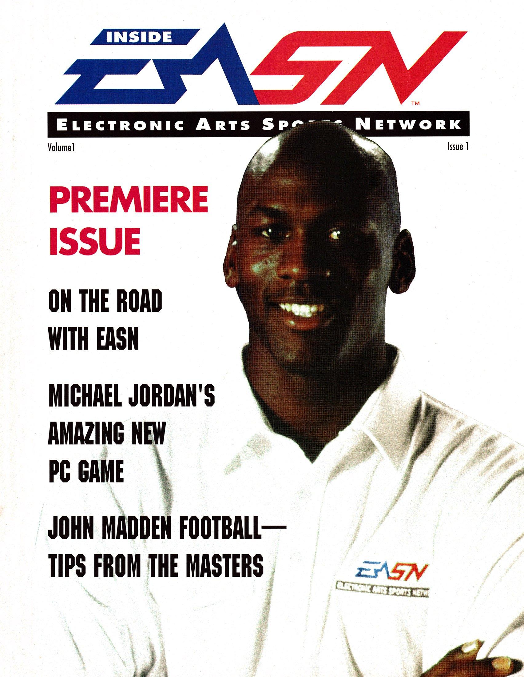 Inside EASN Volume 1 Issue 1 (1992)
