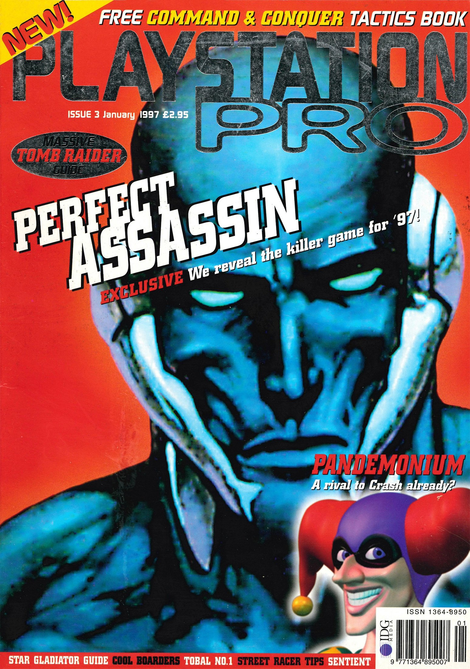 Playstation Pro Issue 03 (January 1997)