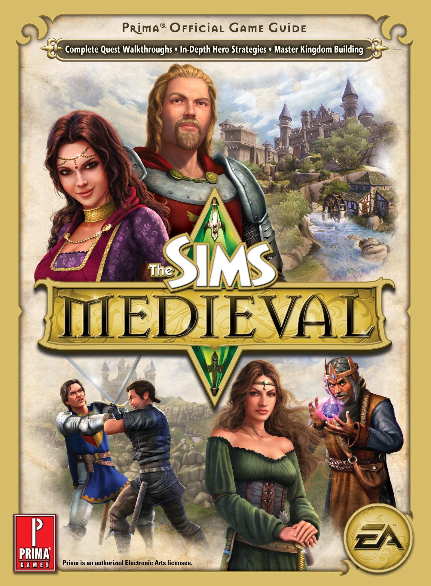 The Sims Medieval Official Game Guide