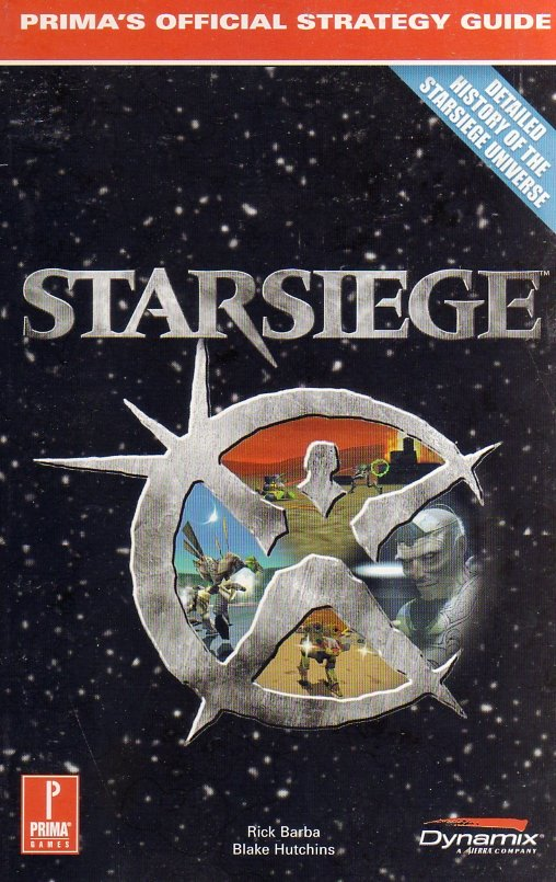 Starsiege Official Strategy Guide