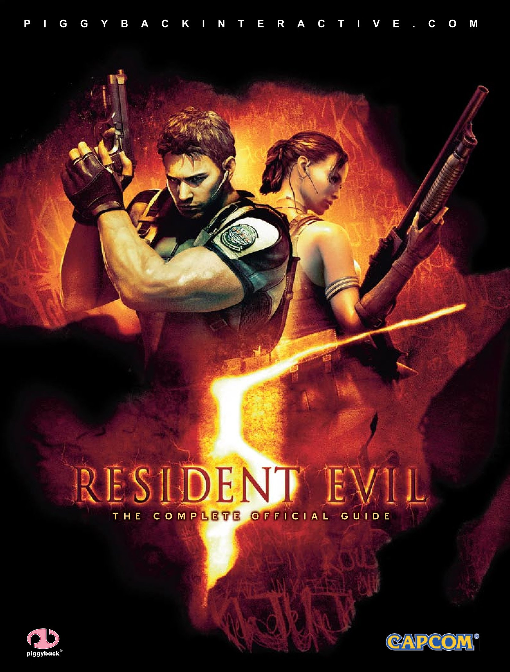 Resident Evil 5 Complete Official Guide