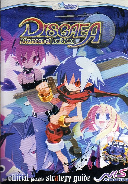 Disgaea: Afternoon of Darkness Official Portable Strategy Guide