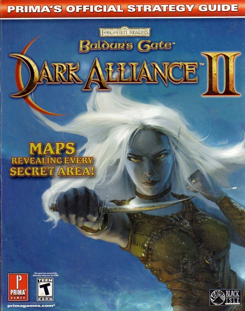 Baldur's Gate Dark Alliance II Official Guide