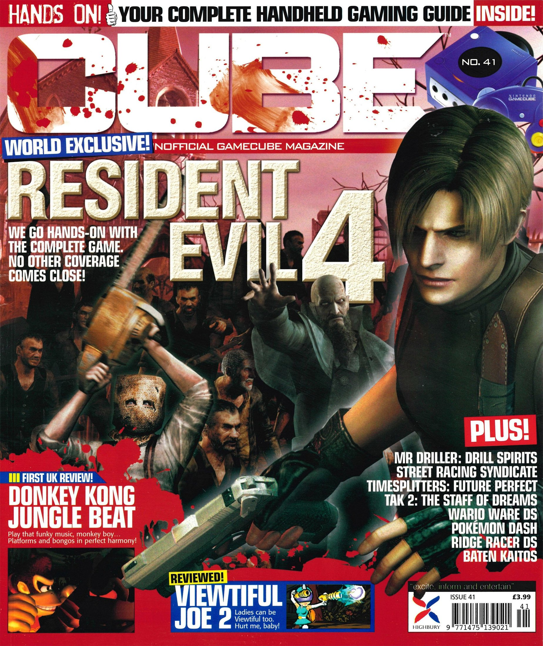 Cube Issue 41 (February 2005)