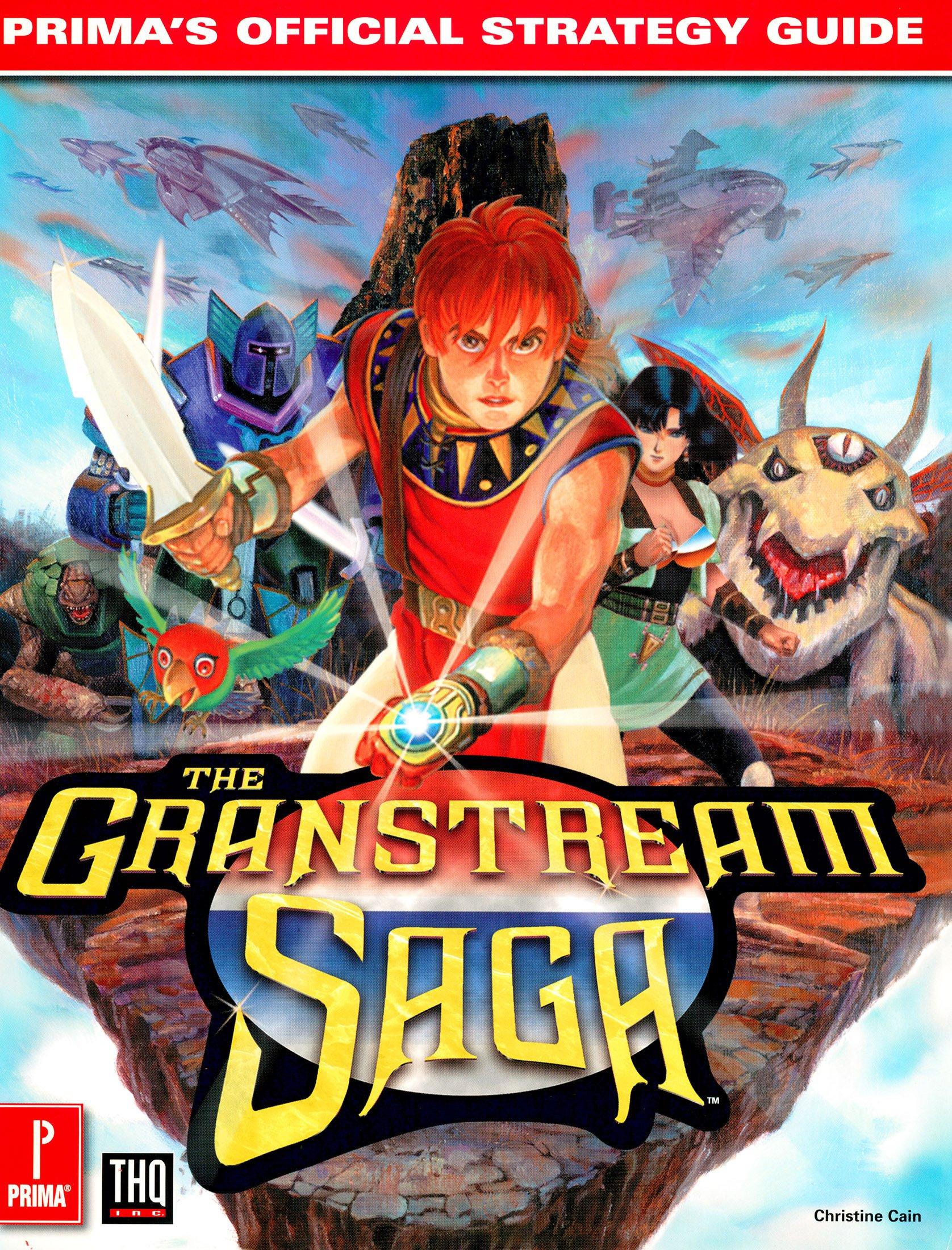 The Granstream Saga - Prima's Official Strategy Guide