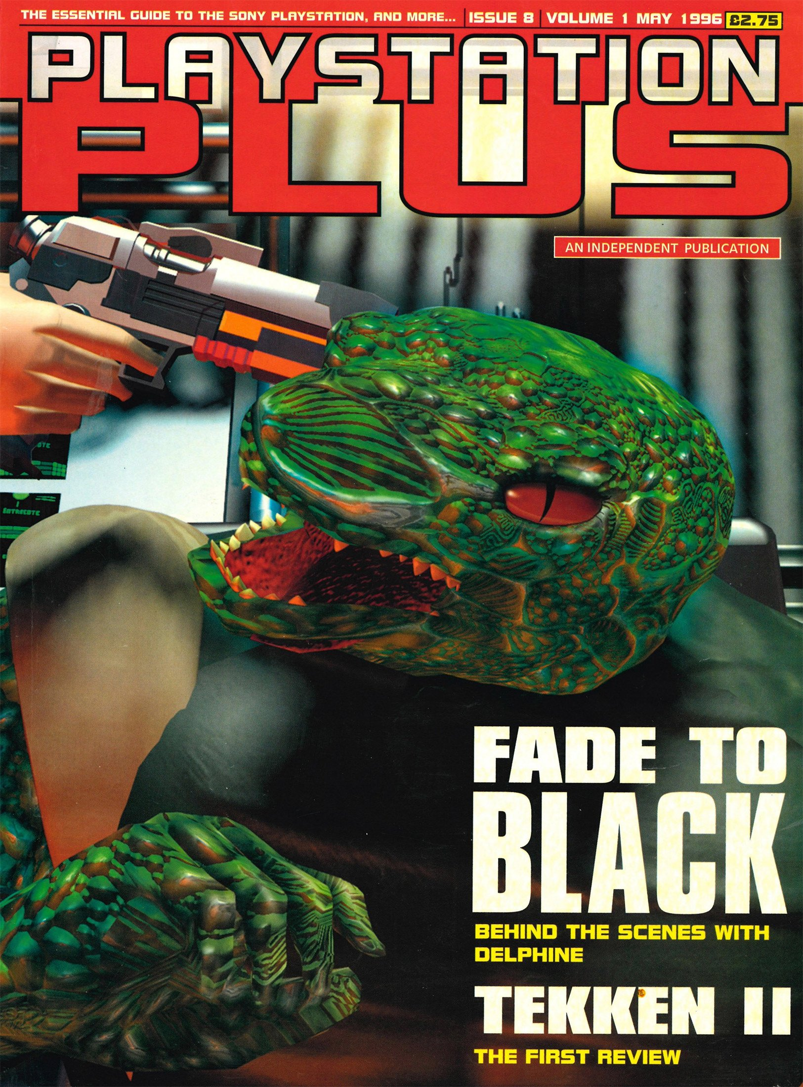 Playstation Plus Issue 008 (May 1996)
