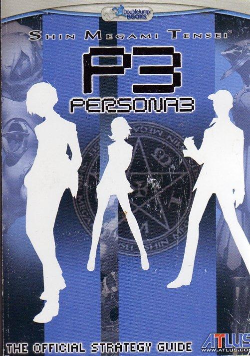 Shin Megami Tensei Persona 3 Official Strategy Guide