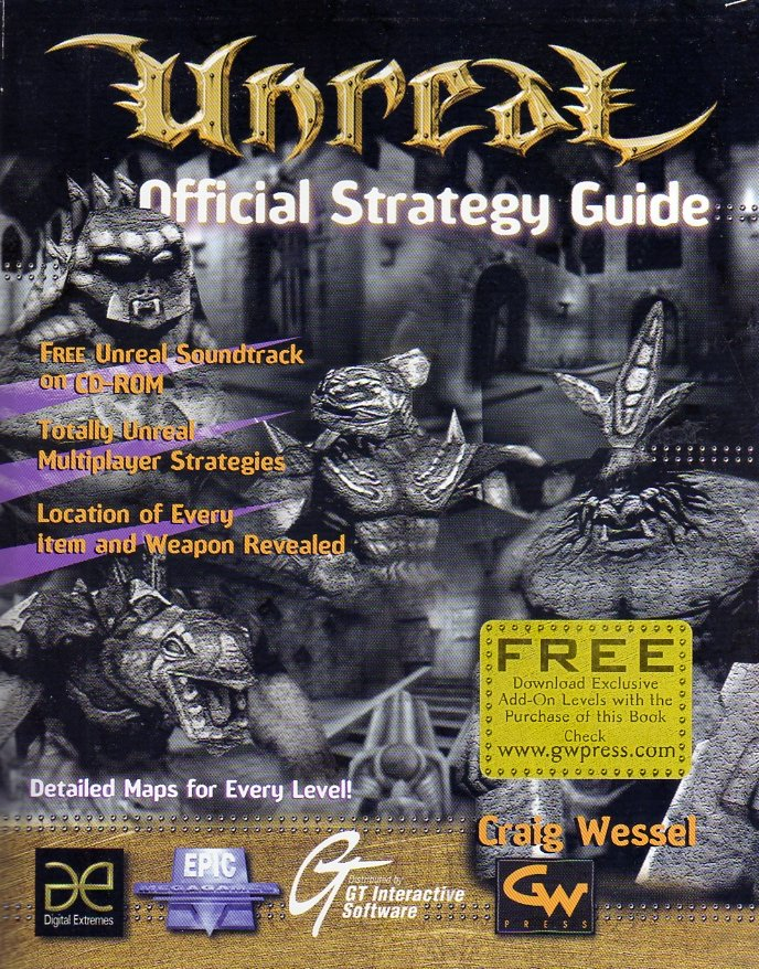Unreal Official Strategy Guide
