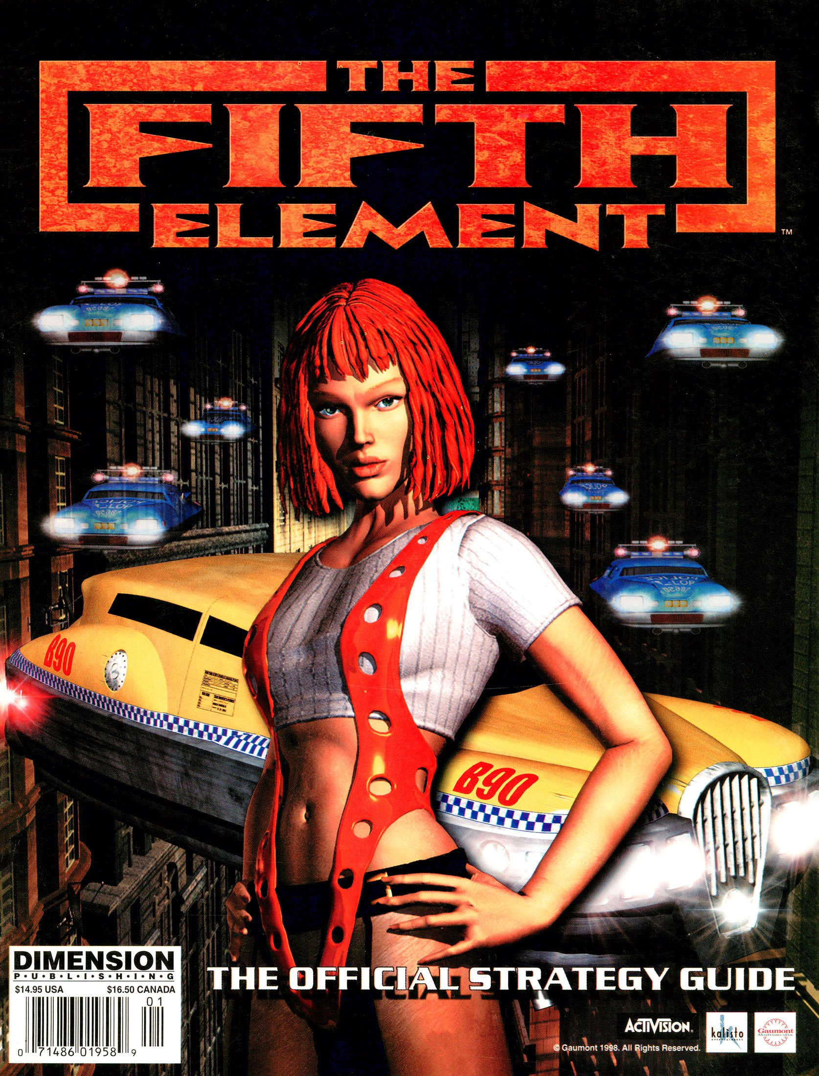 The Fifth Element - The Official Strategy Guide