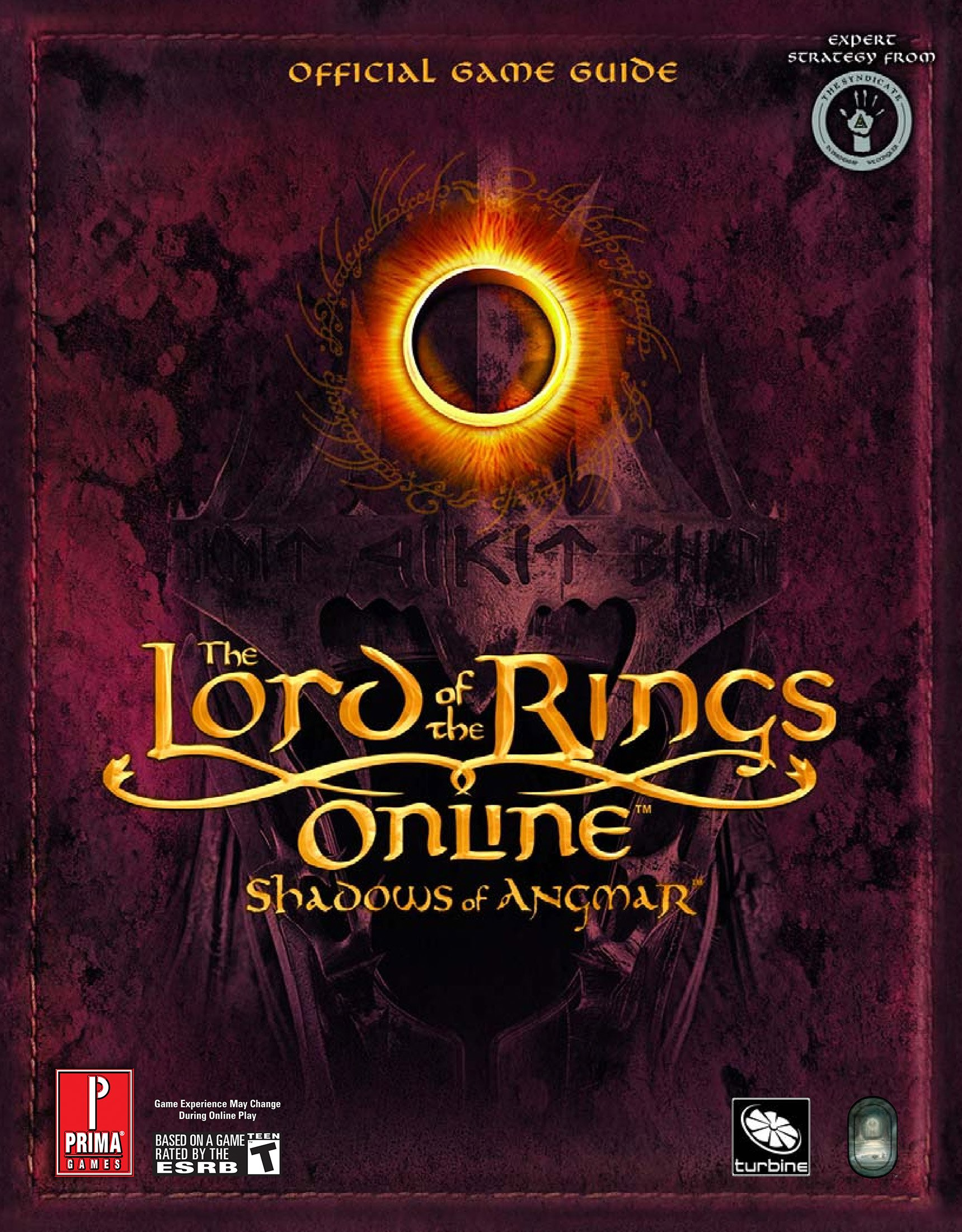 The Lord of the Rings Online Shadows of Angmar