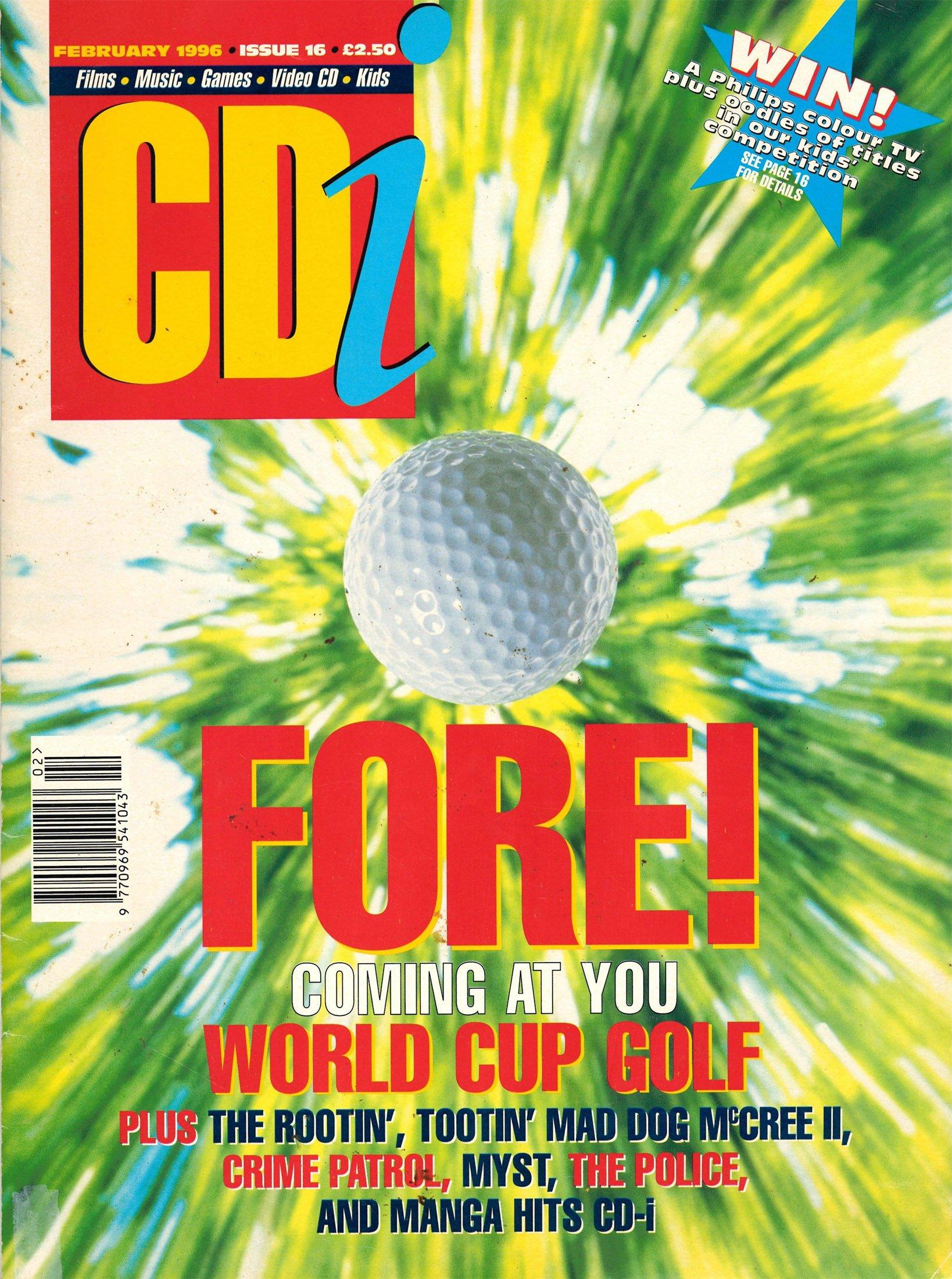CDi Issue 16 (February 1996)