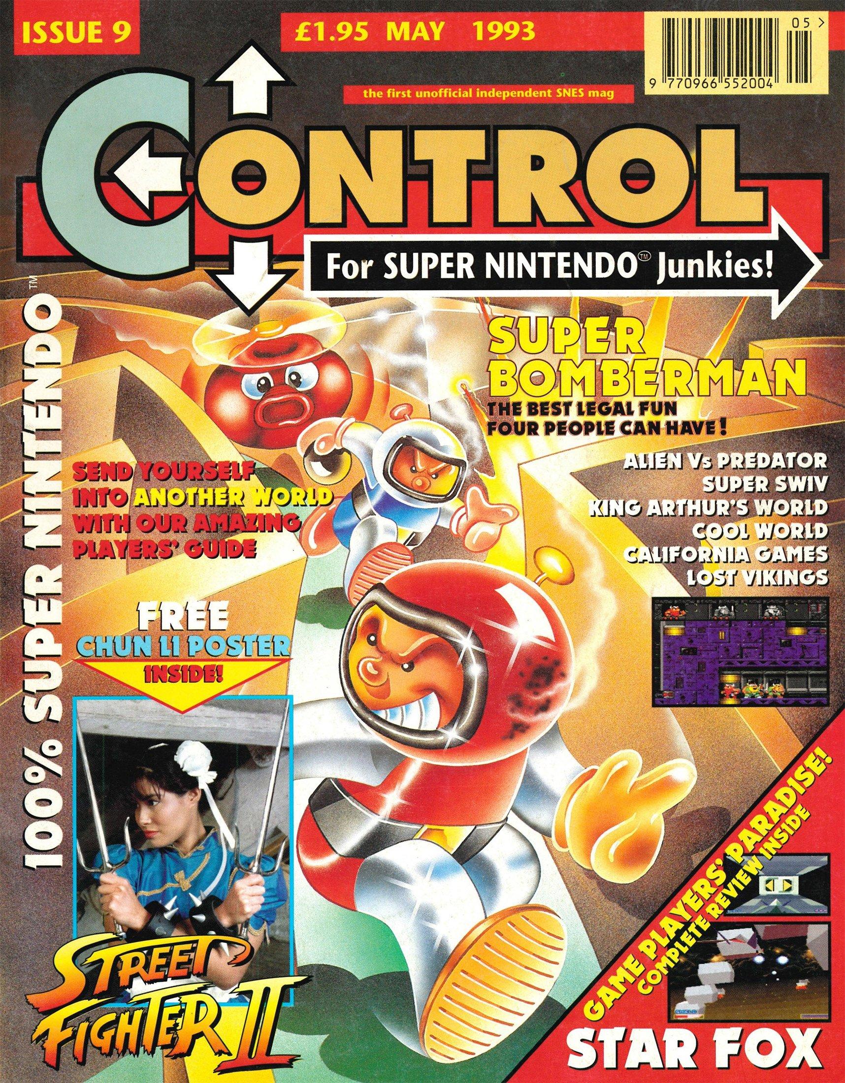 Control 9 (May 1993)