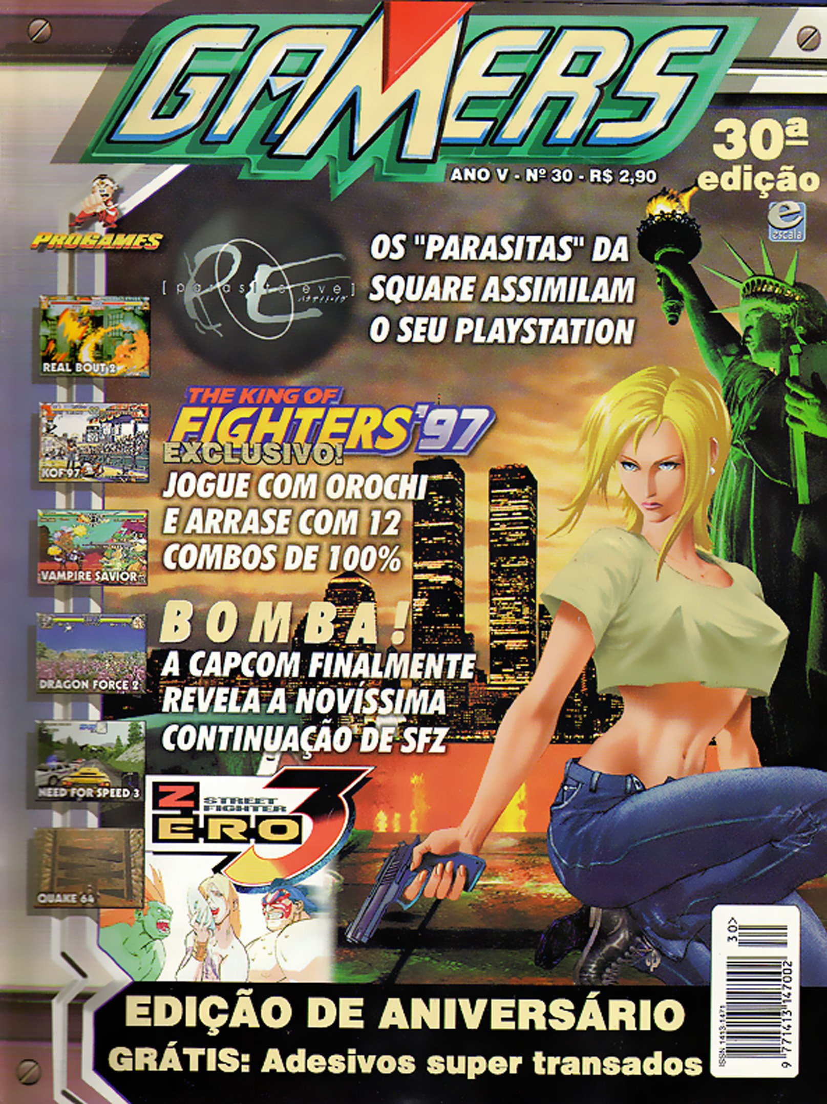 Gamers Issue 30 (1998)
